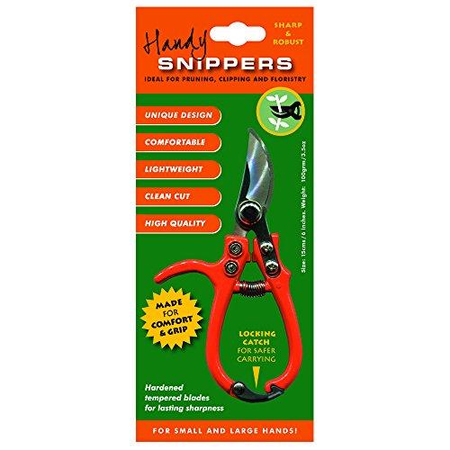 Praktische Garden Snipper Gartenschere Ausstecher Blade Herb Scissors