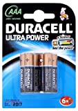 Duracell Ultra Power AAA (LR03) Batterien Alkaline, 6er-Pack