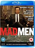 Mad Men Season 3 [Edizione: Regno Unito] [Reino Unido] [Blu-ray]