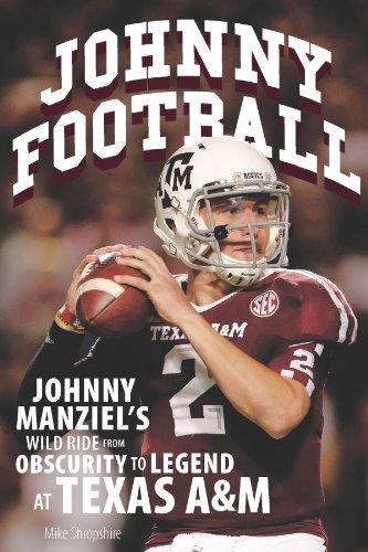 Johnny Football por Mike Shropshire