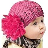 FEITONG Flor Los niños pequeños Infantil Bebé Niña Cabello Banda Venda headwear Sombrero