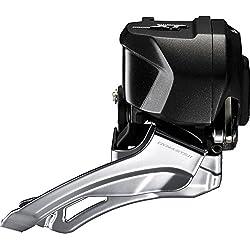 Shimano Deore XT Di2 FD-M8070 - Desviador - 2x11 Down Swing Negro 2017