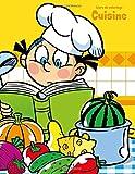 Livre de coloriage Cuisine 1