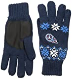 Best NHL Hockey Gloves - FOCO Tennessee Titans Lodge Glove Review
