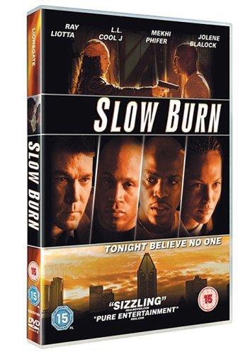 Slow Burn [DVD] by Ray Liotta