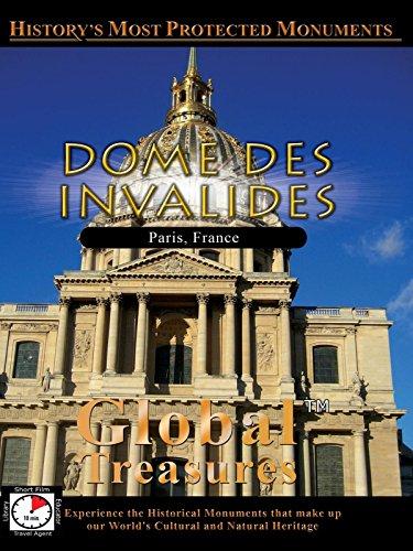 Global Treasures - DOME DES INVALIDES (Napoleon's Tomb) - Paris, France [OV] (Home Global)