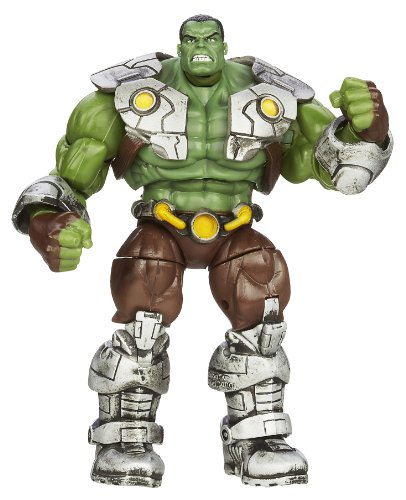 Marvel Avengers Infinite Series Hulk Action Figure Picture
