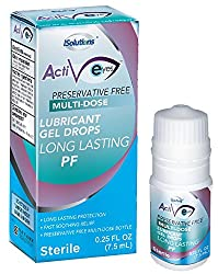 Altaire Activeyes Lubricant Gel Drops Multi-Dose, 7. 5 mlPreservative Free, Long Lasting