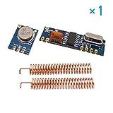 Coomir 433 MHz 100 Meter Ask Modul RF STX882 SRX882 Empfänger Antenne Set