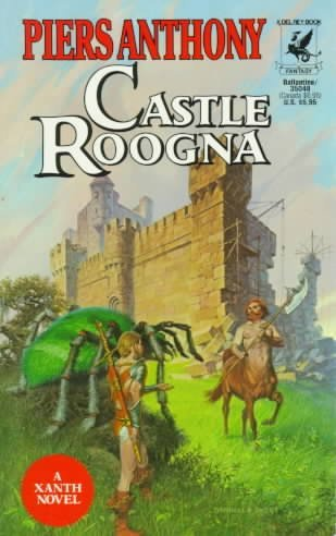 Cover of Castle Roogna (Xanth 3)