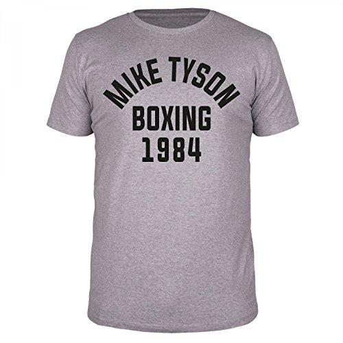 fabtee-mike-tyson-boxing-1984-herren-t-shirt-verschiedene-farben-gren-s-4xl-grelfarbegrau-meliert