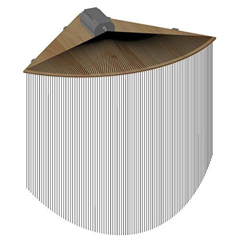 Faseroptik-stränge (Eck-Element für Faseroptik-Stränge)