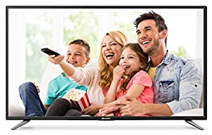 Sharp LC-49CFE5001K 49-Inch Widescreen 1080p Full HD LED TV with Freeview HD - Black