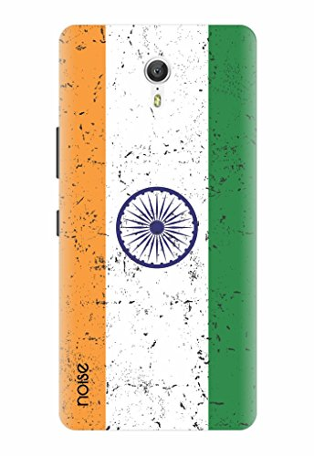 Noise Designer Phone Case / Cover for Lenovo ZUK Z1 / Rugged Indian Flag / Patterns & Ethnic - Multicolor