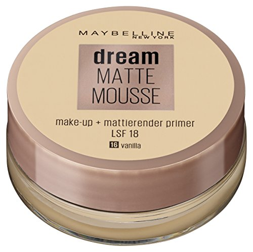 Maybelline Dream Matte Mousse, 18 ml
