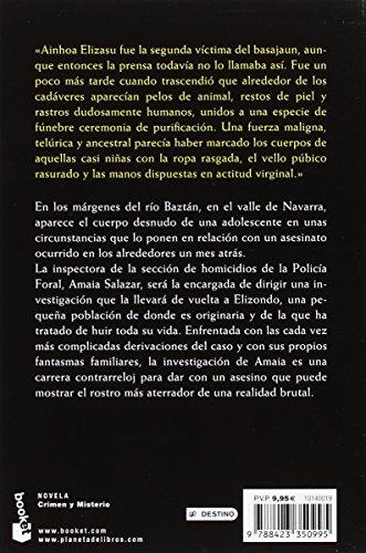 Trilogía del Baztán (Crimen y Misterio)