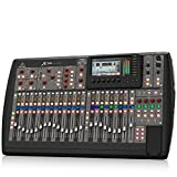 Behringer X 32 Total Recall digitales Mischpult für Live und Recording Anwendungen (32 Kanal, 16 Bus)