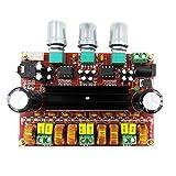 Gazechimp Digital Stereo Endstufe Board Modul Audioempfänger Endverstärker Brett