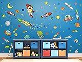 I-love-Wandtattoo WAS-10019 Wandsticker Kinderzimmer
