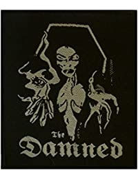 The Damned Patch Vintage