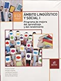 PMAR I Ámbito Lingüístico y Social (Secundaria) - 9788490787717