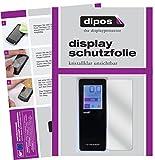 dipos I 3X Schutzfolie klar passend für Stromer ST2 Omni-Display Folie Displayschutzfolie