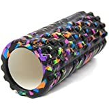 Klapp Foam Roller & Balance Exerciser (Multicolour)