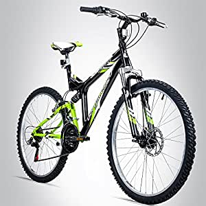 bergsteiger buffalo 26 zoll mountainbike geeignet ab 155. Black Bedroom Furniture Sets. Home Design Ideas