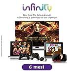 Infinity Cofanetto Regalo 6 Mesi Film...