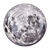 Cosmic Diner Porcelain Plate Ø Cm.30 H.3,5 - Moon [A]