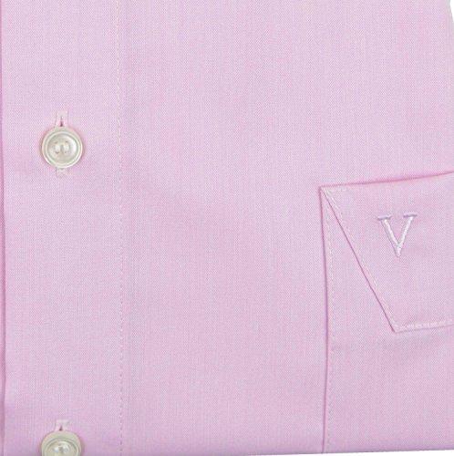MARVELIS Comfort Fit Hemd Langarm Chambray rosa rosa