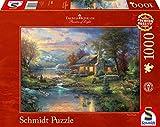 Schmidt Spiele Puzzle 59467 - Thomas Kinkade