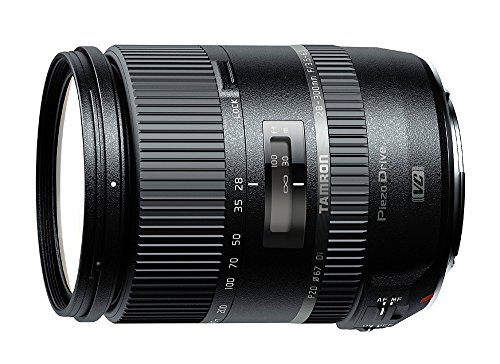 For Sale Tamron 28-300 mm Di VC PZD Lens For Nikon DSLR Cameras Review