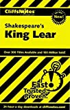 Image de CliffsNotes on Shakespeare's King Lear