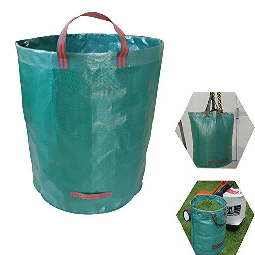 zreal Taschen von Garten Garten-wiederverwendbare Taschen Garten Große Tüten für Rasen (Wiederverwendbare Rasen-taschen)