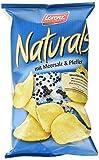 Lorenz Snack World Naturals Meersalz und Pfeffer, 12er Pack (12 x 110 g)