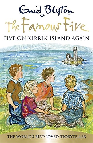 Five On Kirrin Island Again (Famous Five)