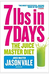 7lbs in 7 Days: The Juice Master Diet Paperback