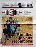 LIBERATION [No 8284] du 25/12/2007 - SANS-PAPIERS - AU CENTRE DE RETENTION DU MESNIL-AMELOT LES DETENUS EN INSTANCE D'EXPULSION ORGANISENT LA RESISTANCE - A LA VEILLE DE LA VISITE DE SARKOZY L'EGYPTE INTRIGUEE - TCHAD - LES FAMILLES TEMOIGNENT AU PROCES DE L'ARCHE DE ZOE - INTERNET - PAROLES DE BLOGUEURS - A L'OCCASION DES 10 ANS DE L'APPARITION DU MOT BLOG DES BLOGUEURS DONNENT LEUR PROPRE DEFINITION - LA VIE AU FOYER AVEC LE COPAIN DE MA MERE OU LA FEMME DE MON PERE EST UNE REALITE POUR 1,6 M
