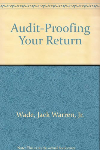 Audit-Proofing Your Return