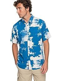 Quiksilver Waterman Paokalani Palms - Technical Short Sleeve Shirt For Men