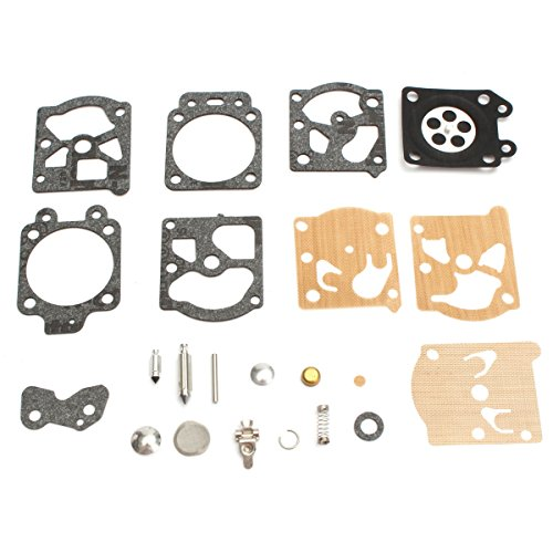 ILS - Carburetor Repair Kit Rebuild Tool Gasket Set For Walbro K20-WAT WA WT Stihl