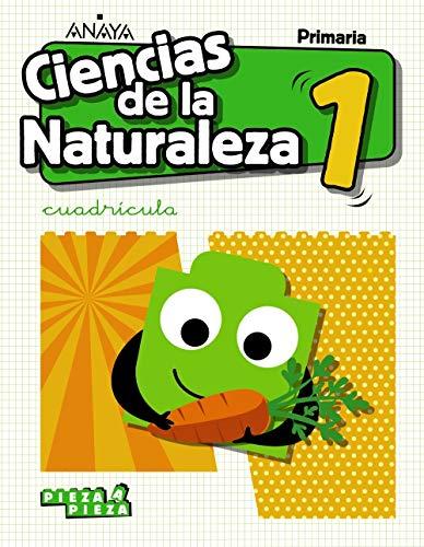 Ciencias de la Naturaleza 1 Cuadrícula (Pieza a Pieza)