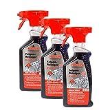 Nigrin 3X 72931 Performance Felgen-Reiniger EvoTec 500 ml