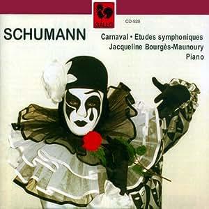 Carnaval Op 9 - Etudes Symphoniques Op 13 [Import belge]