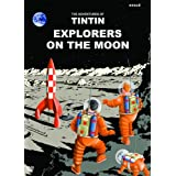 The Adventures of Tintin Explorers on the Moon