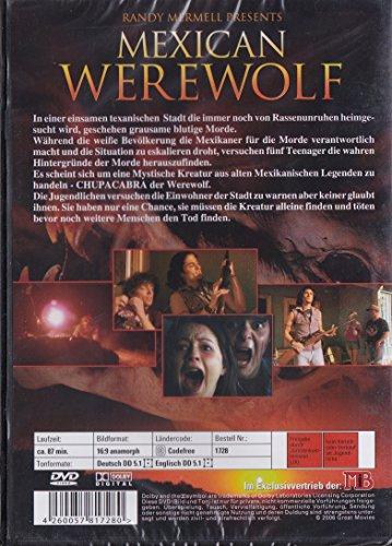 Zoom IMG-1 mexican werewolf uncut fsk 18