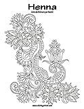 1: Henna: Libro Da Colorare Per Adulti