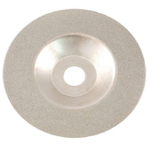 100mm Dia fijne korrels galvanische Diamond Coated Glass Rock Blade -