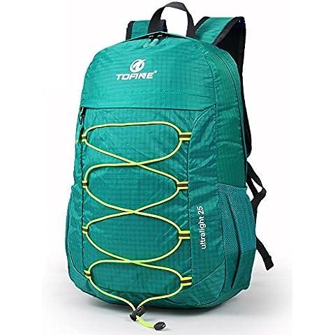A new day-ULTRA LIGHT pieghevole pelle borsa all'aperto alla moda multi - funzionale in nylon sport borsa pieghevole , blatic